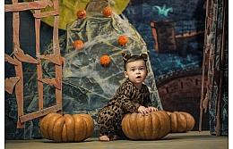 Детская тематическая фотосессия подарит необычные кадры