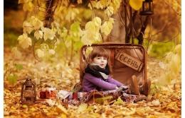 Детские фотопроекты – это возможность раскрыть актерские таланты ребенка