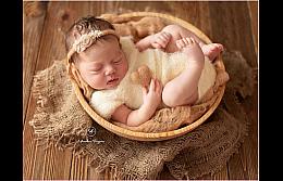Самостоятельная фотосъемка и аксессуары для фотосессии новорожденных